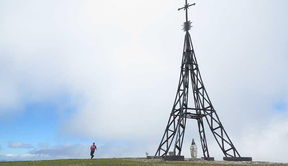 Ruta: Cruz de Gorbeia por Atxuri