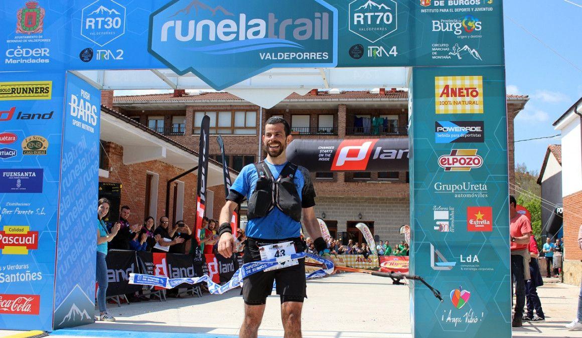 Runela Trail se exhibe ante 500 participantes