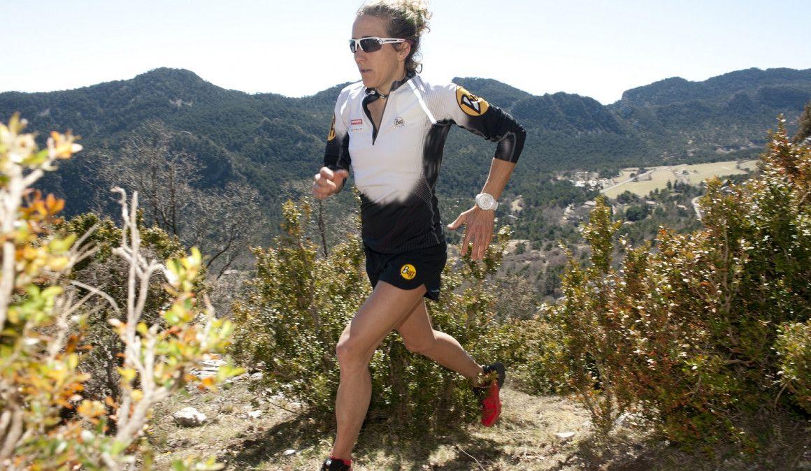 Nuria Picas presenta su calendario de trail para 2018