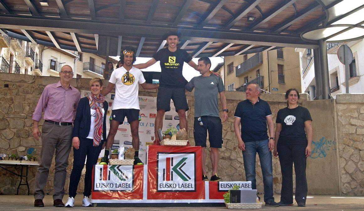 Jan Margarit gana el pulso a Zaid en la Kanpezu-Ioar