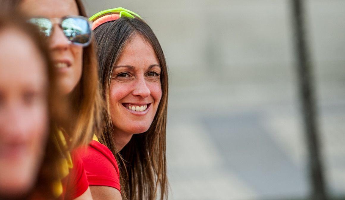 """Azara García: """"Firmaría un top-5 en el Mundial"""""""