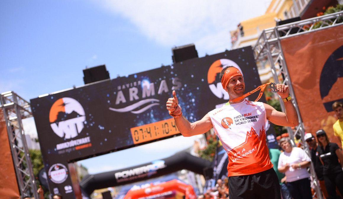 Pere Aurell da la sorpresa ganando el ultramaratón de Transvulcania