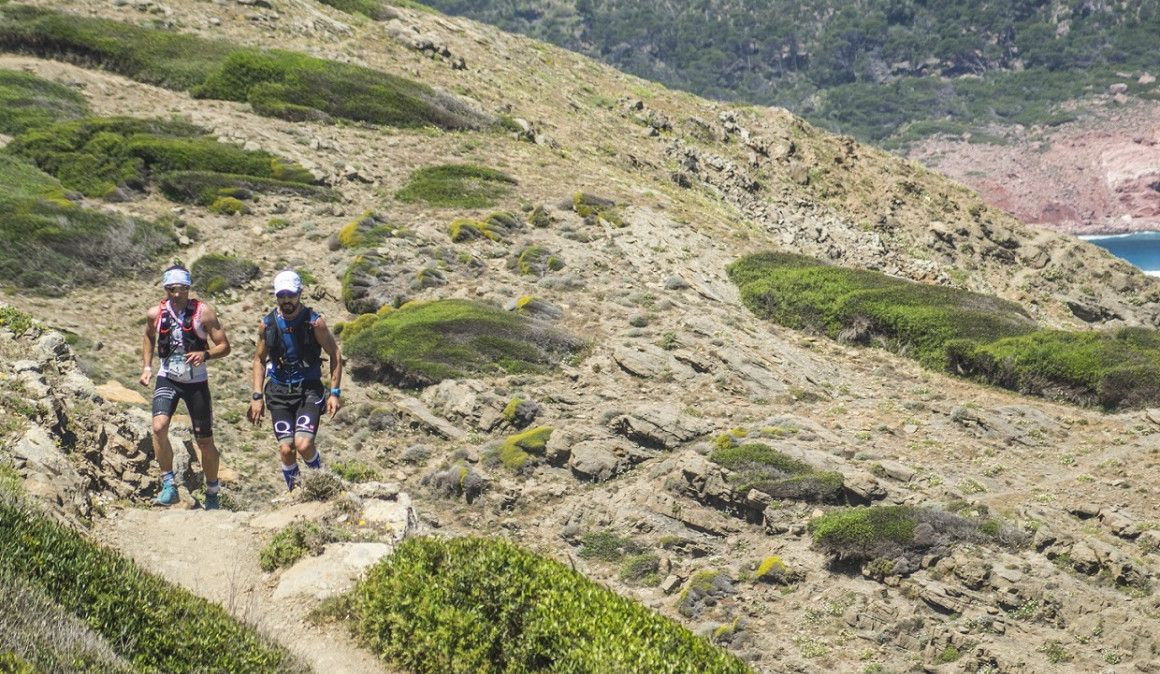 Ya en marcha la VII Compressport Trail Menorca Camí de Cavalls