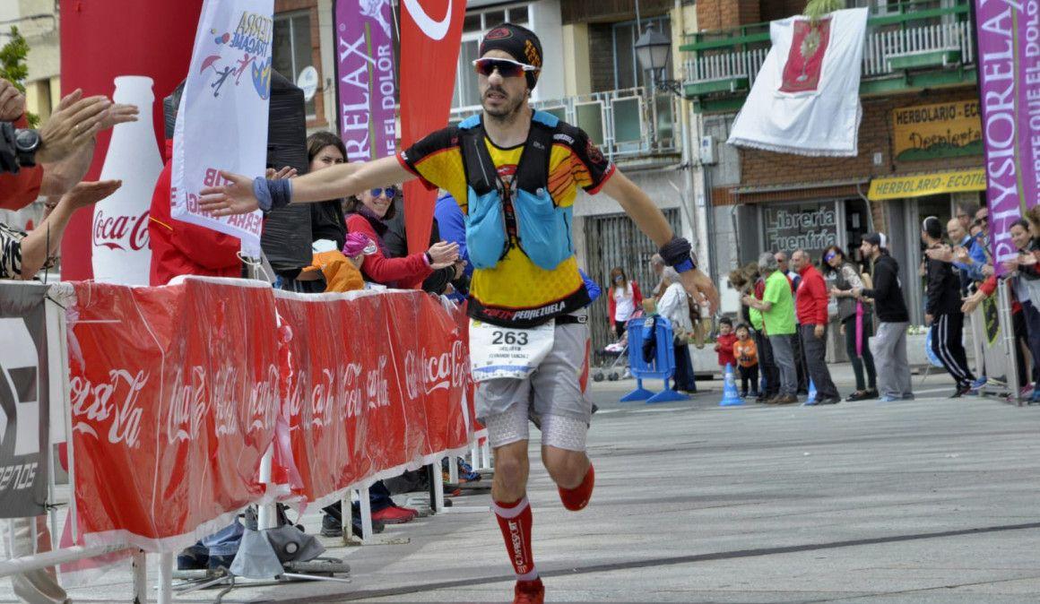 Diluvio universal en el XXII Maratón Alpino Madrileño