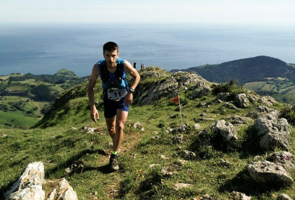 Andreu Simón, campeón de la Copa de España de Carreras por Montaña