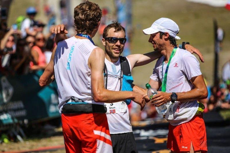 Así ganó Kilian Jornet el Mont-Blanc Marathon