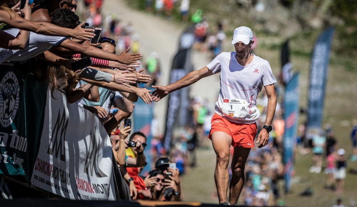 Kilian reaparece con victoria en una histórica Mont Blanc Marathon