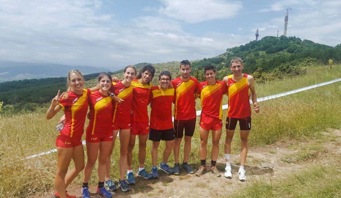 España, 8ª en mujeres y 12ª en hombres en el Campeonato de Europa