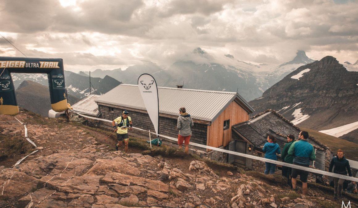 Pau Capell, sin rival en Eiger Ultra Trail
