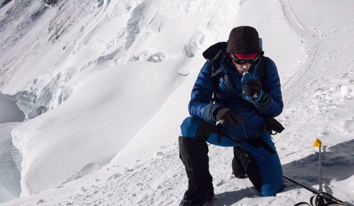 Kilian Jornet estrena mañana el DVD de 'Path to Everest'