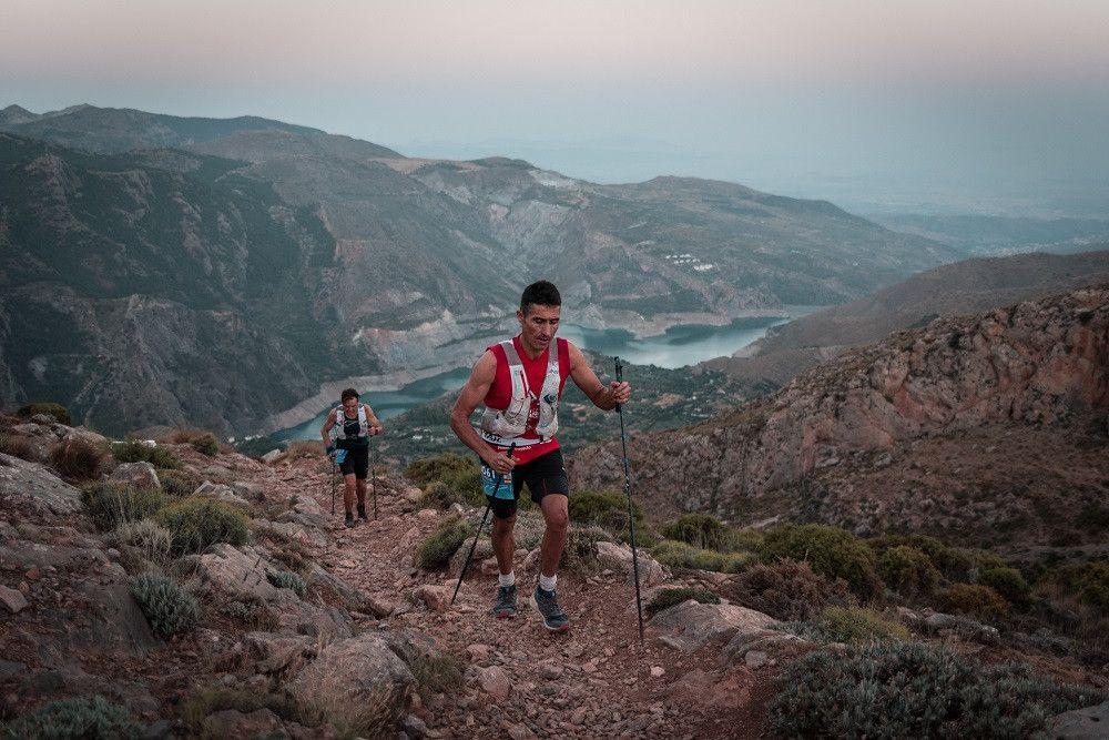 Ultra Sierra Nevada reúne este fin de semana 1300 atletas