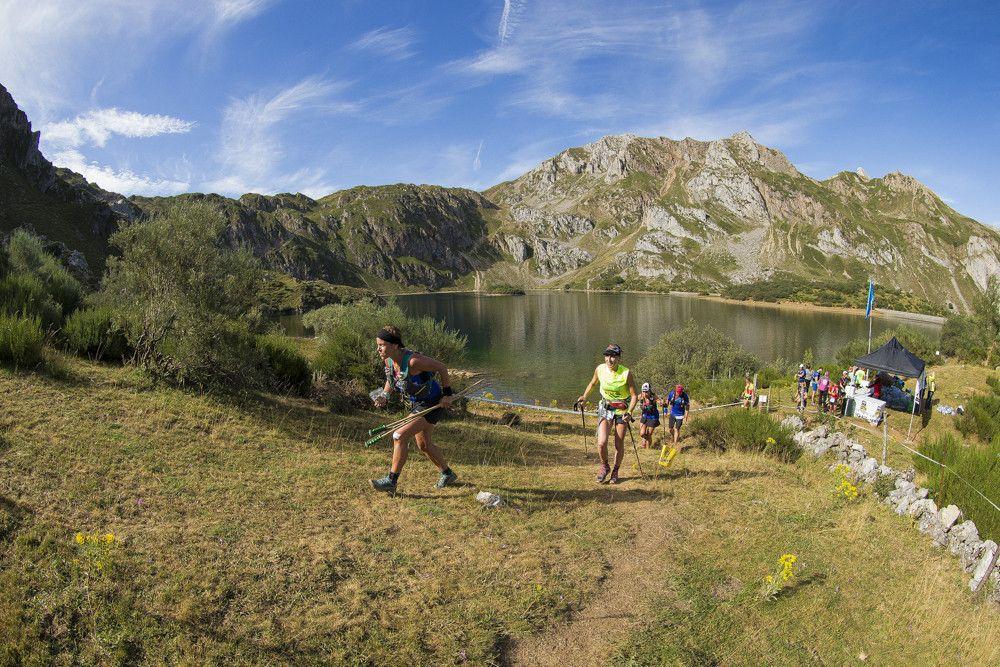 Descarga gratis tu entrada en meta en Desafío Somiedo como portada de Trail Run