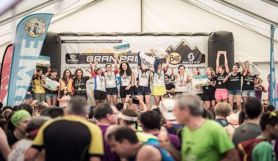 La Copa de España de trailrunning se decide en Vistabella
