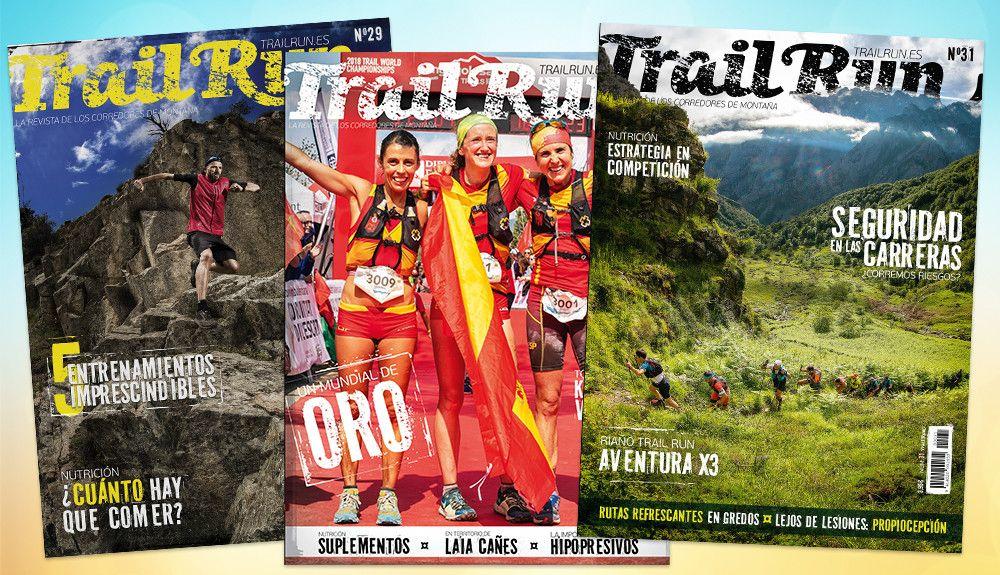 En Trail Run tu opinión cuenta, ayudanos a mejorar