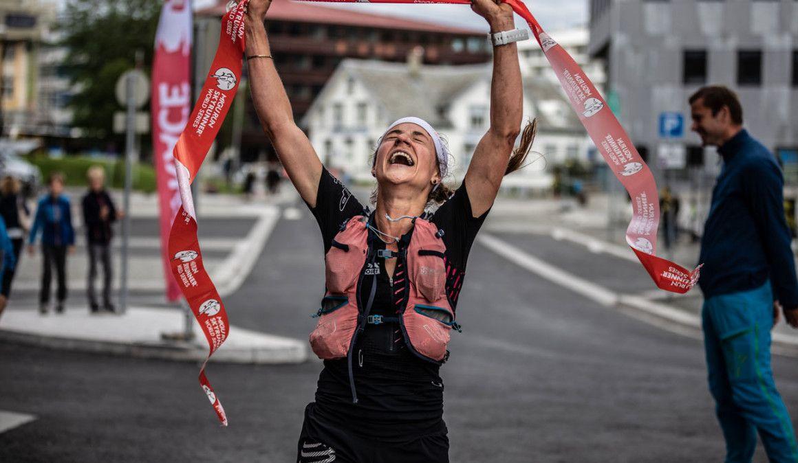 Hillary Gerardi bate el récord de Tromso SkyRace