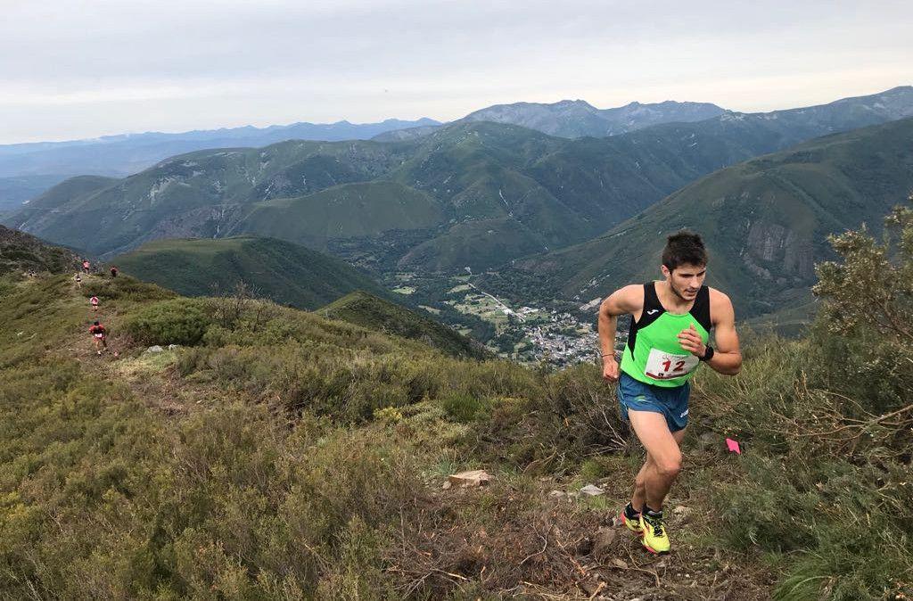 Cereisaleu coronó a los mejores en kilómetro vertical de Castilla y León