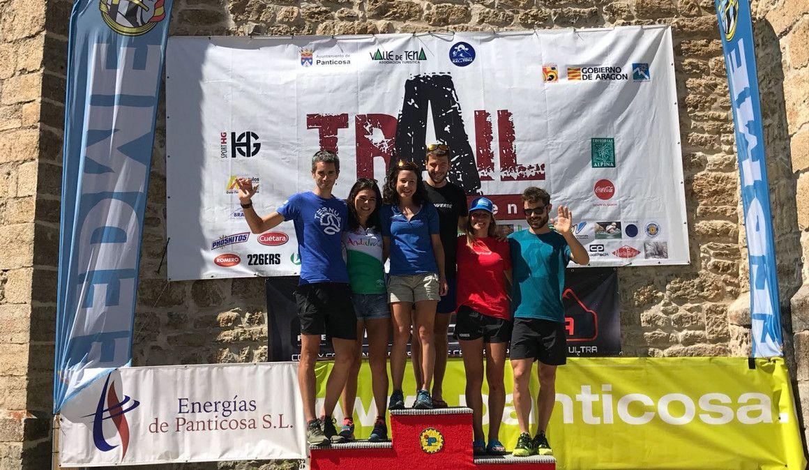 Valle de Tena corona a Laura Sola y a Andreu Simón como campeones de España de ultra