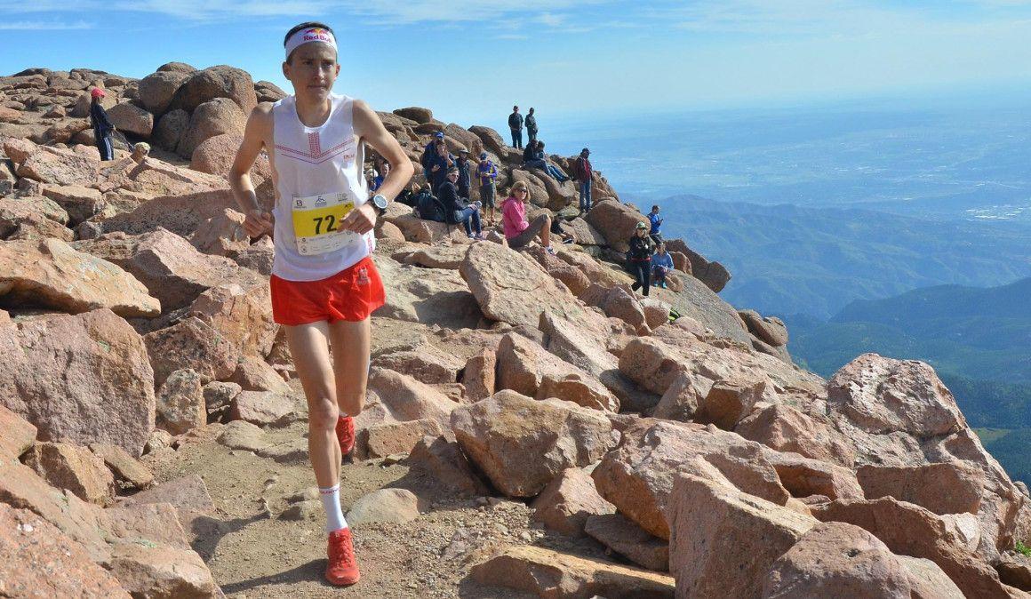Pikes Peak Marathon, corriendo por el cielo