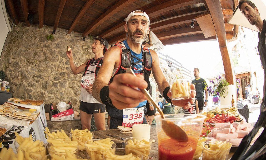 Así tienes que comer si quieres subir montañas
