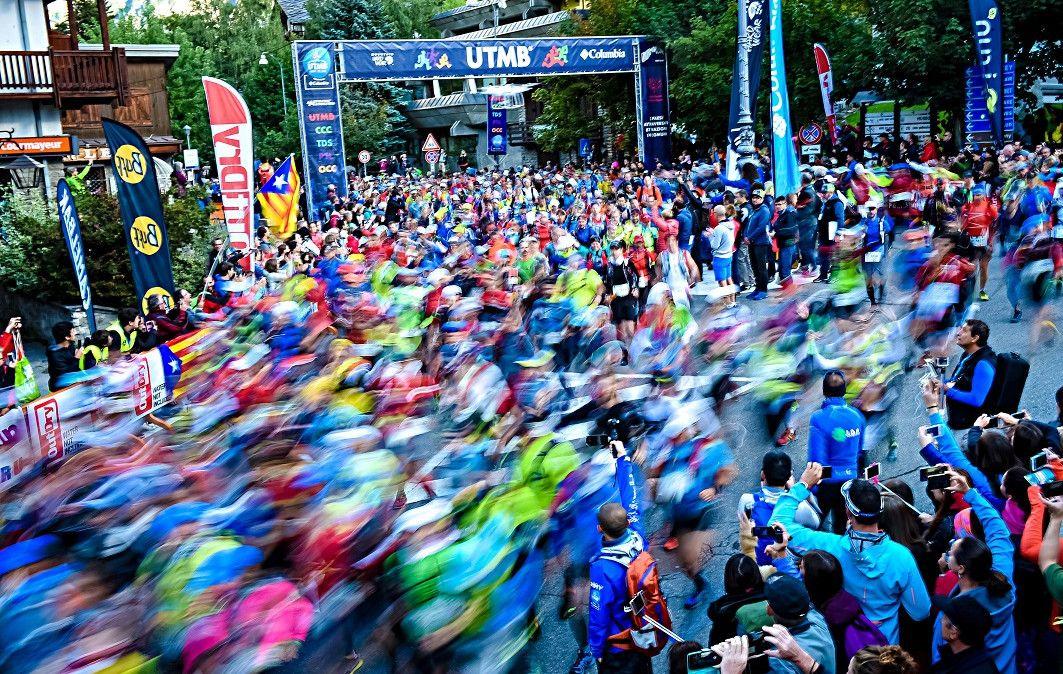 Carreras, horarios, distancias, desniveles y datos de UTMB 2018