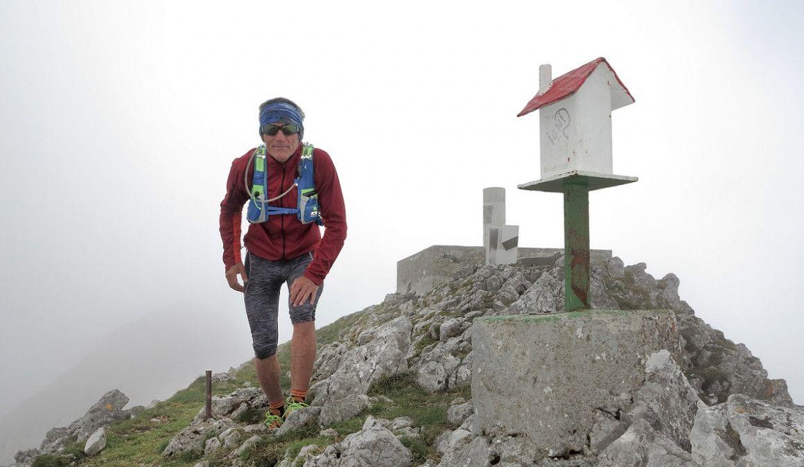 Ruta por las cumbres y crestas del Aizkorri