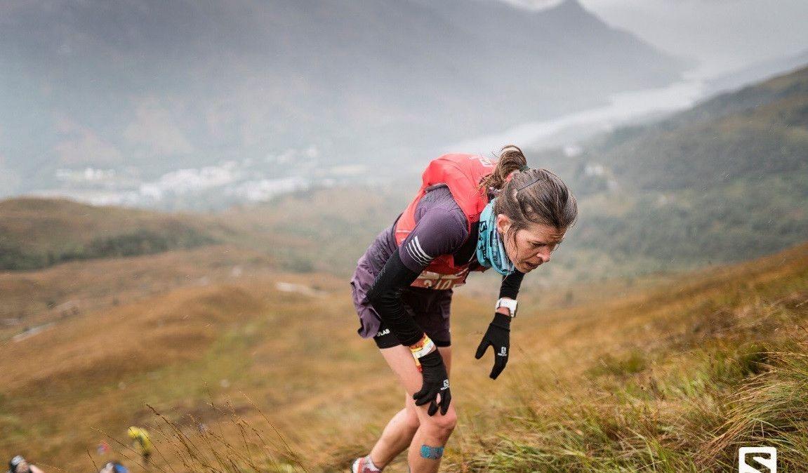 Laura Orgué, campeona del mundo de Kilómetro Vertical