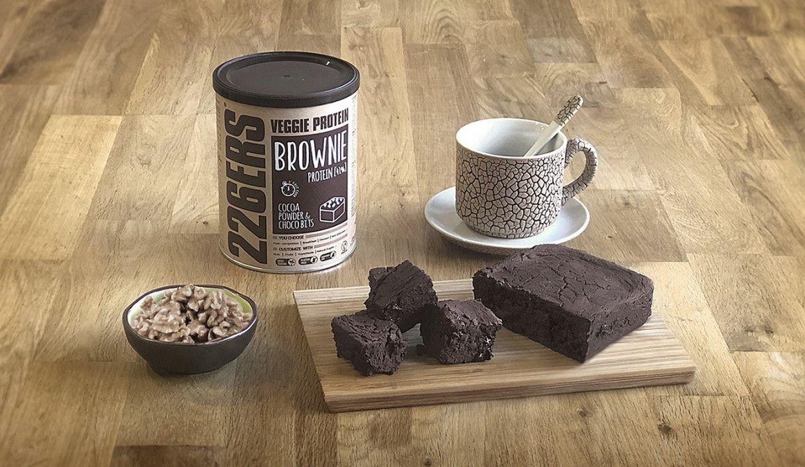 226ers lanza un brownie vegano de proteínas