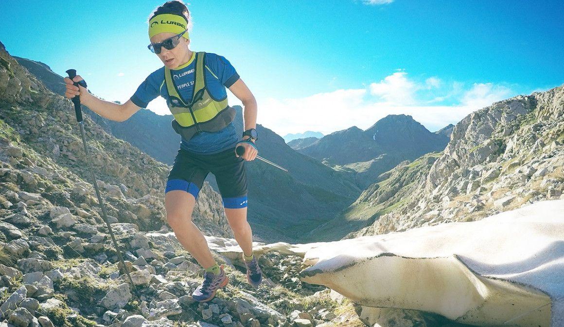 """Laura Sola: """"Mi victoria en el Trail Valle de Tena fue un momento desbordante"""""""