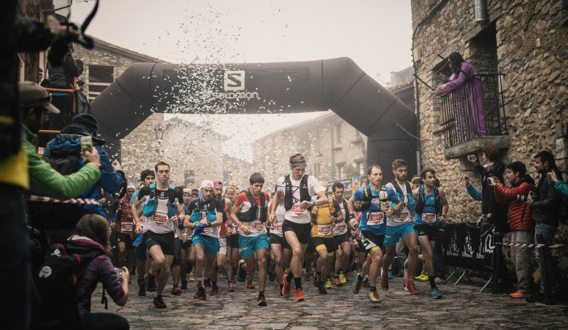 Recta final, para la grana fiesta de Ultra Pirineu