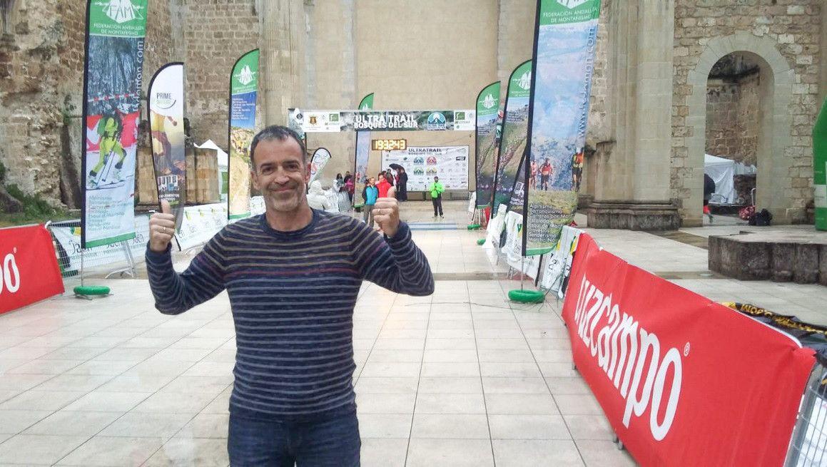 Luis Arribas simulará una huida a pie durante 24 horas