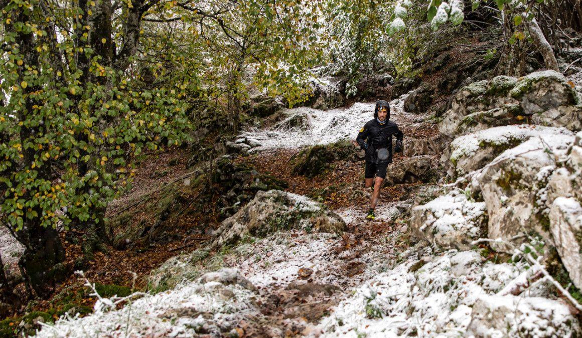 Zaid se impone al frio de Sobrescobio
