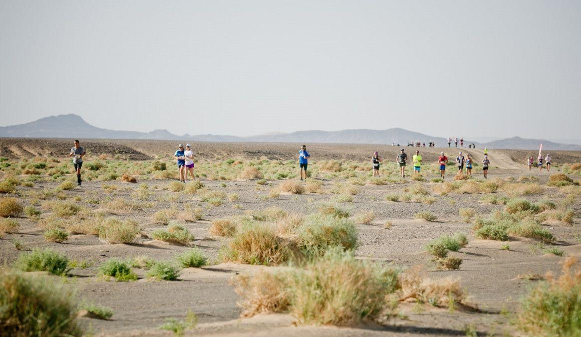 Récord de finishers en el décimo aniversario de la Desert Run
