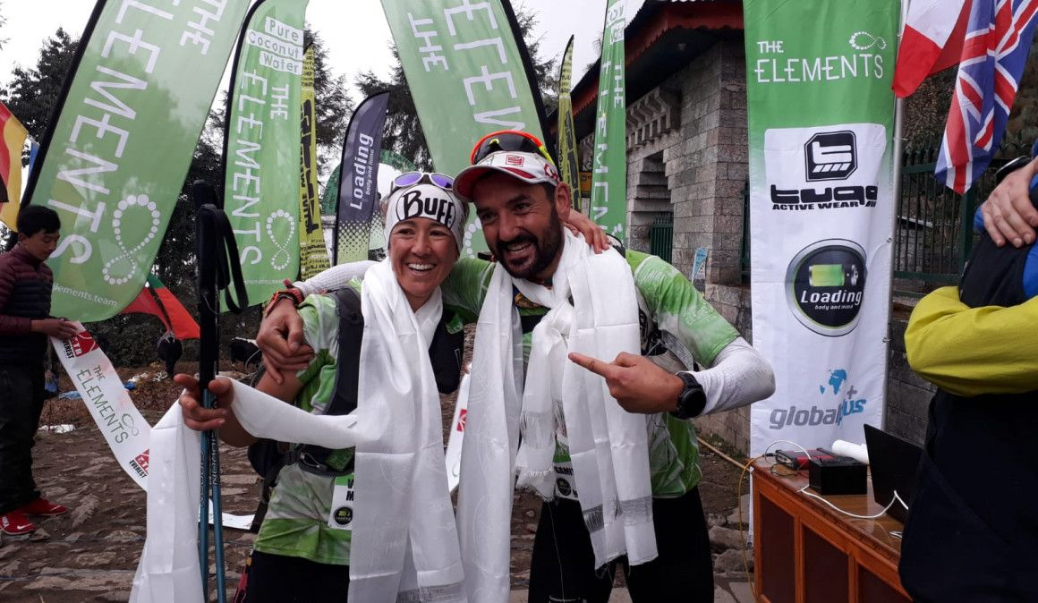 Jordi Gamito conquista la Everest Trail Race by The Elements