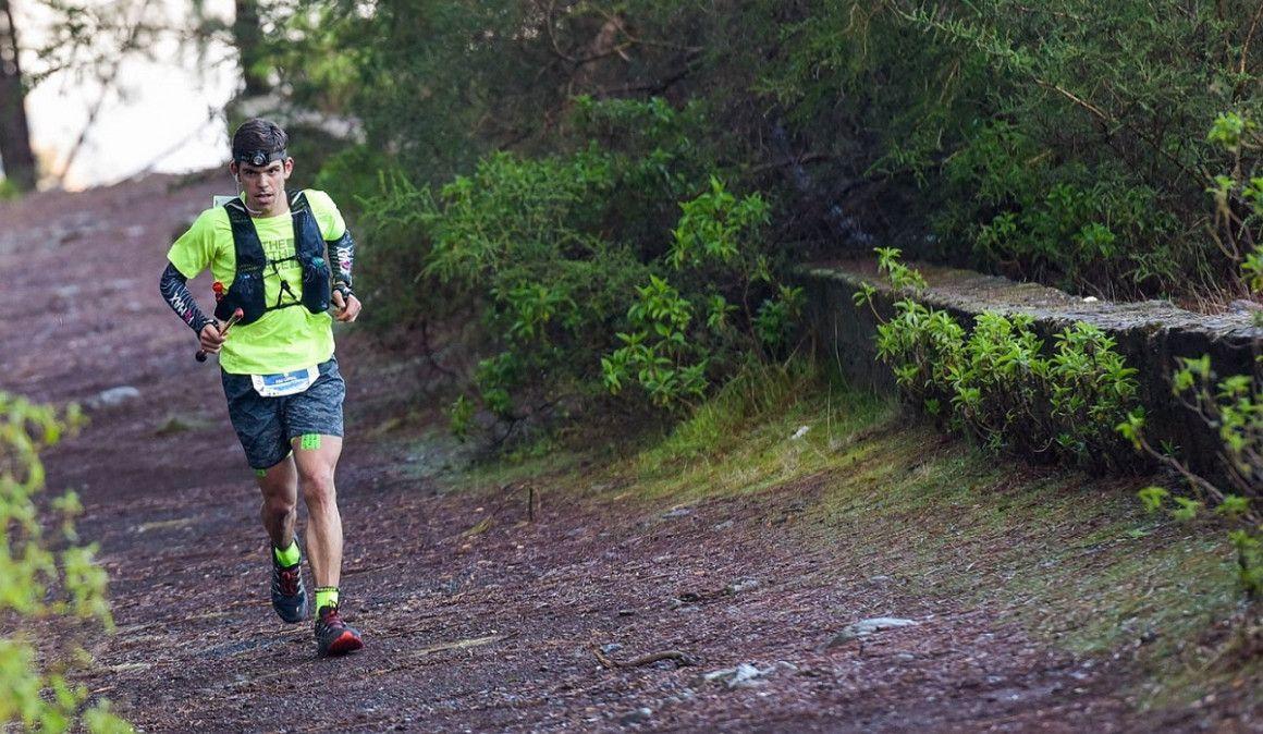 Jordi Gamito y Pau Capell, los elite con más kilómetros en carreras
