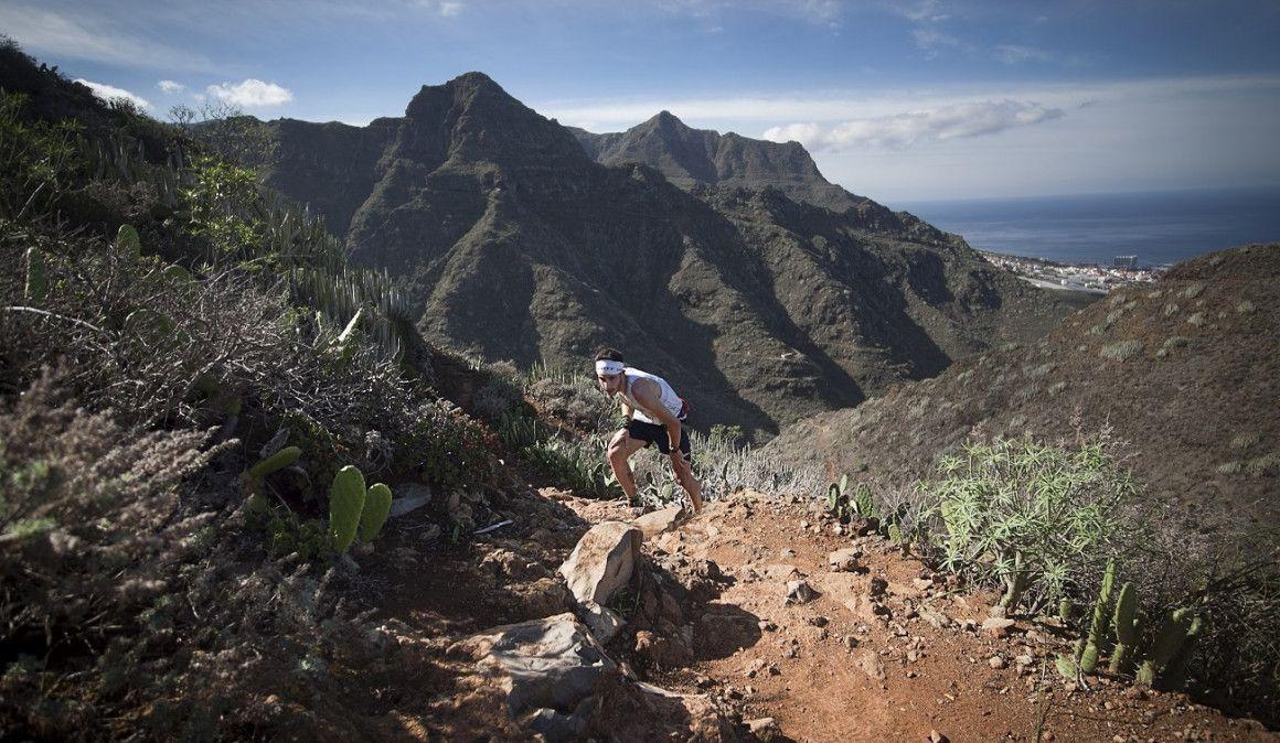 Tenerife estrena carrera: Desafío Caseríos de Anaga