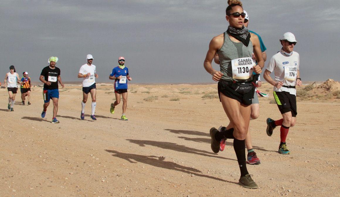 Llega la décimonovena edición de Sahara Marathon