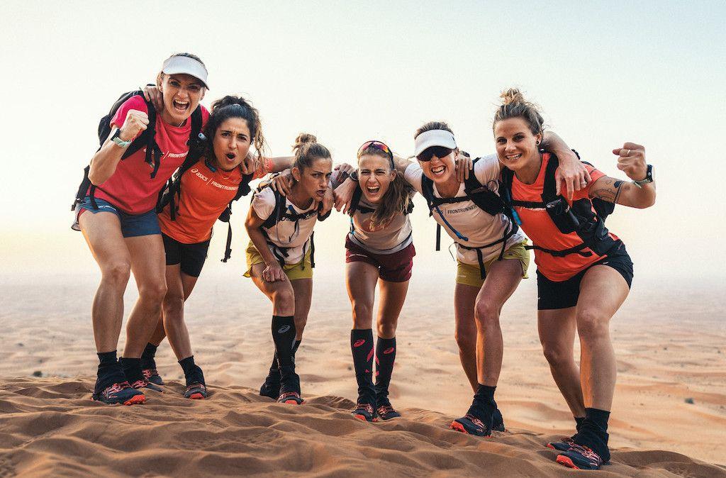Coast to Coast: 7 mujeres atravesando el desierto