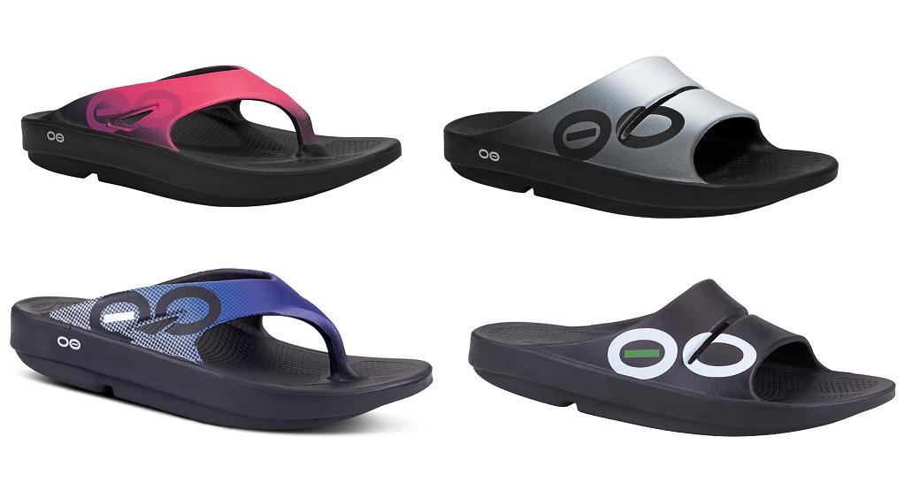 OOFOS, el calzado que acelera la recuperación de tus pies