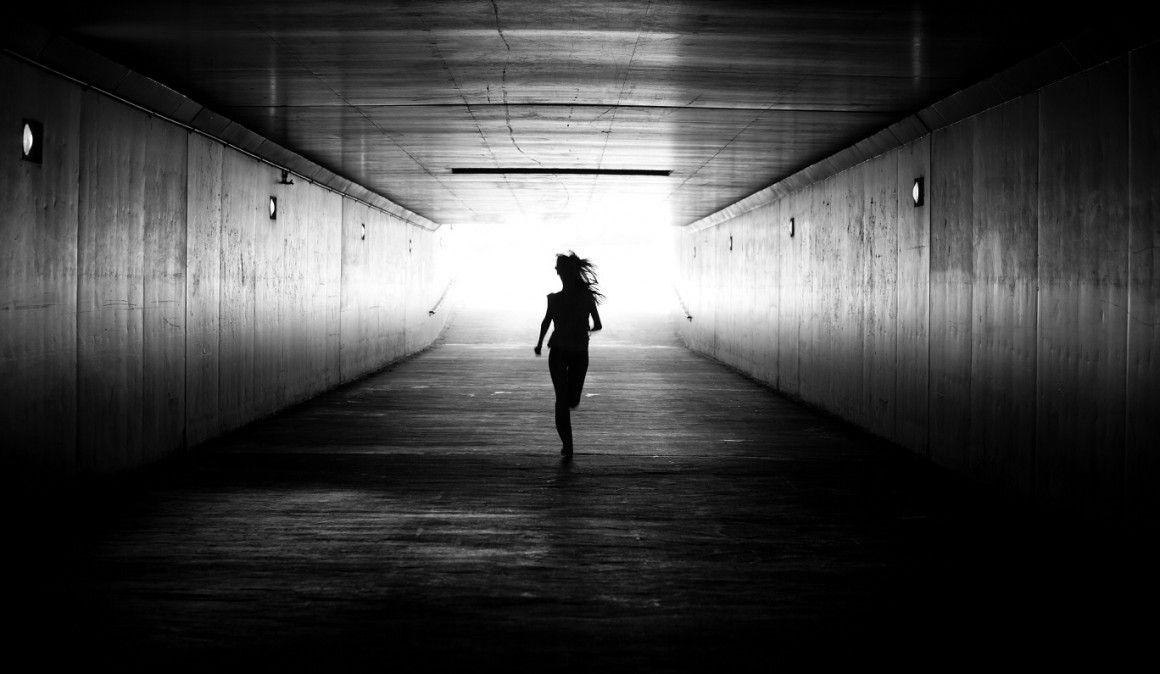 La corredora de Schrodinger, por Irene de Haro