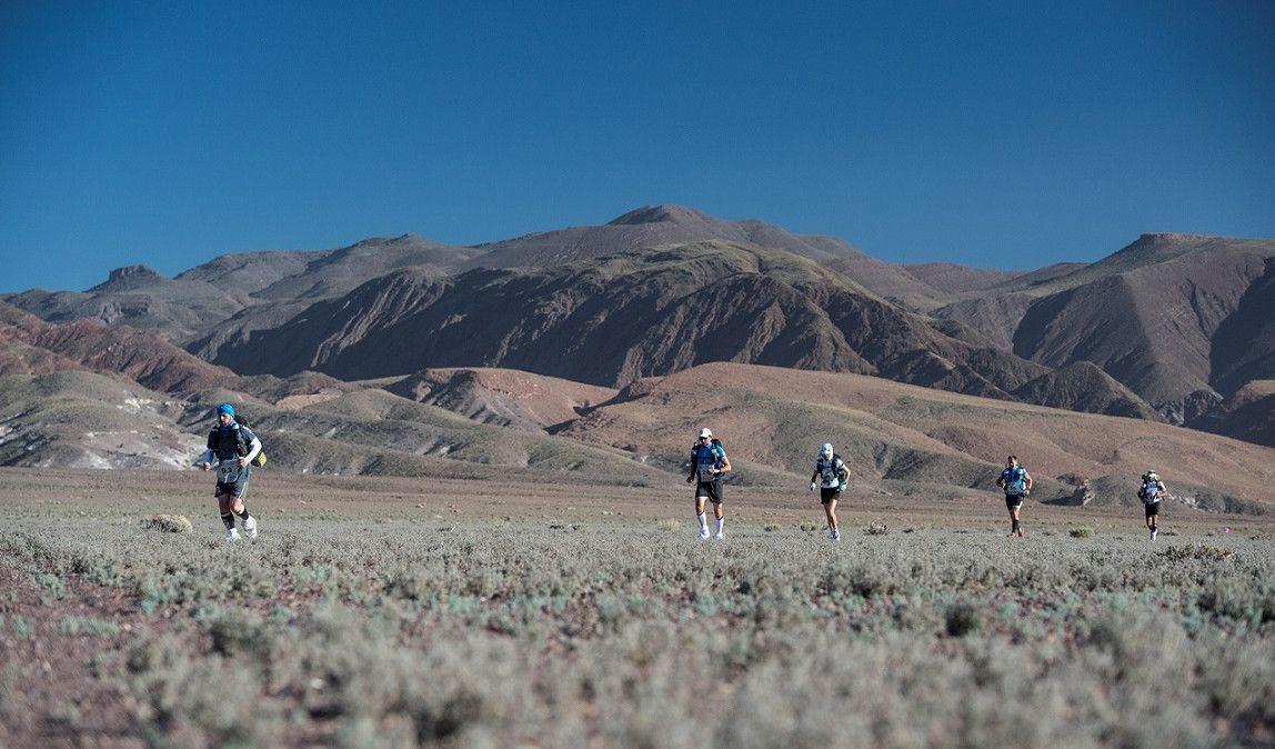 Los 4 desiertos, el desafío geográfico de Racing The Planet