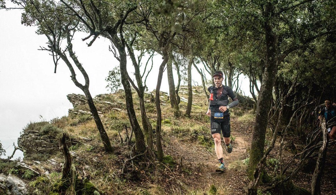 Iván Camps y Paula Cabrerizo se imponen en el Trail Rocacorba