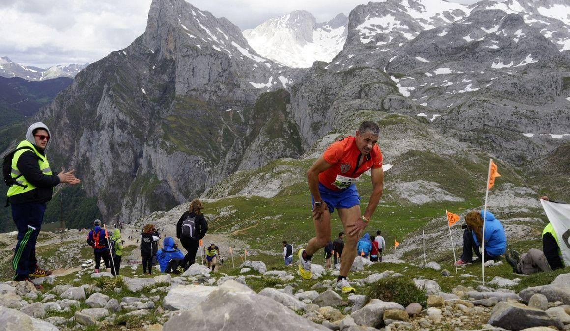 Top-10 Kilómetros Verticales en España