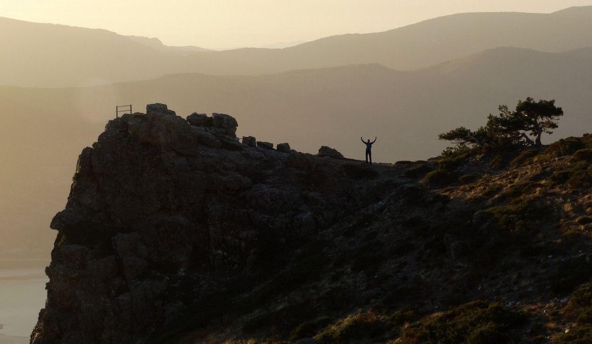 Tres rutas verticales en la Sierra de Guadarrama: Nevero, Maliciosa y Peñalara