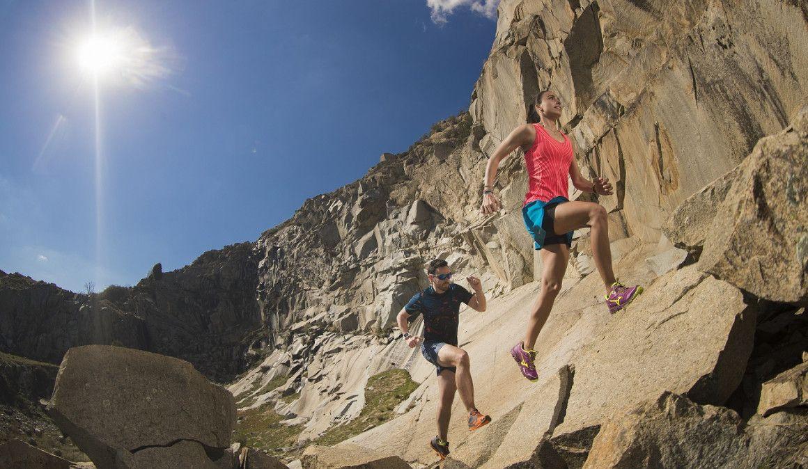 5 entrenamientos clave para el corredor de montaña