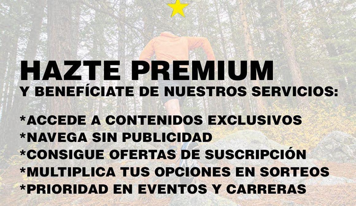 Hazte usuario premium por 1€ y gana una Raidlight Ultra Olmo 8