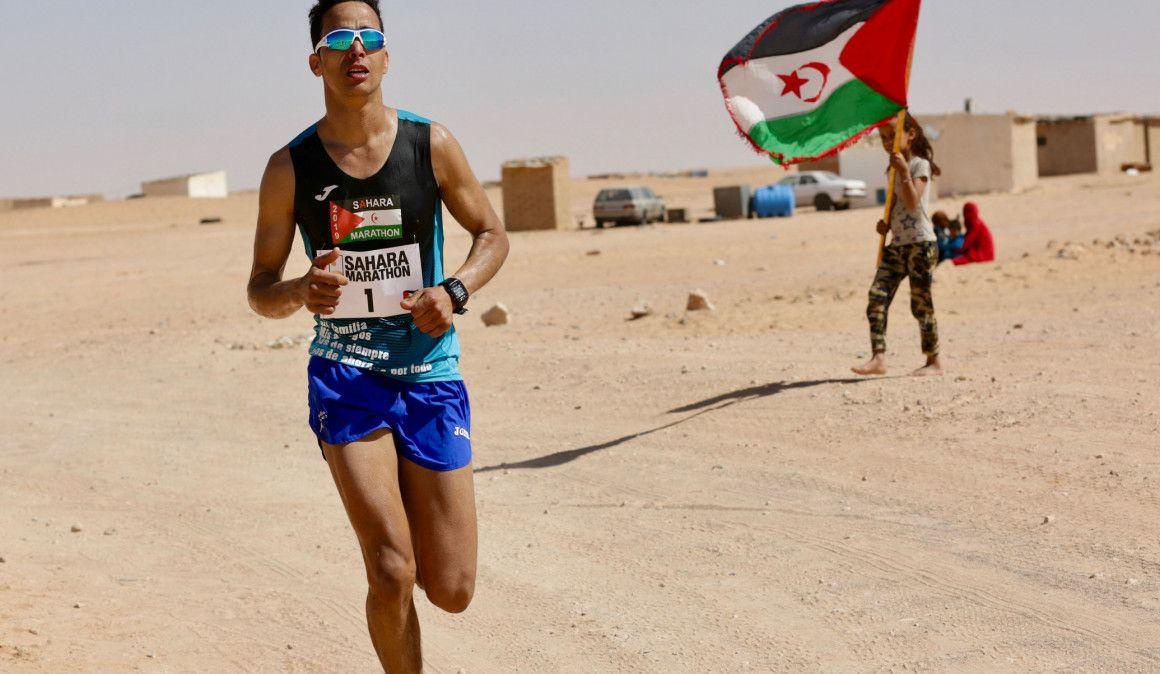 Dos españoles hacen podio en el Sahara Marathon argelino