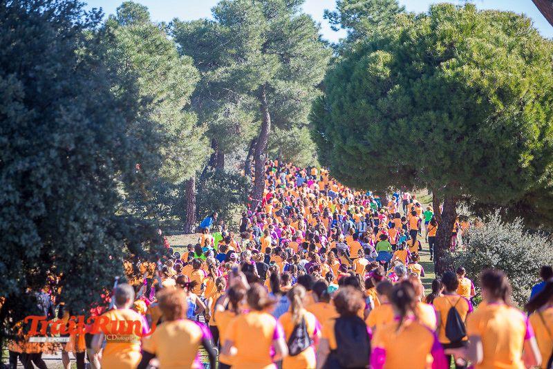Las mejores fotos del Trail de la Mujer 2