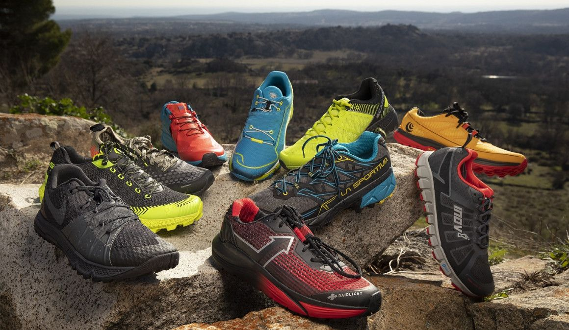 10 zapatillas para correr ultra-trail