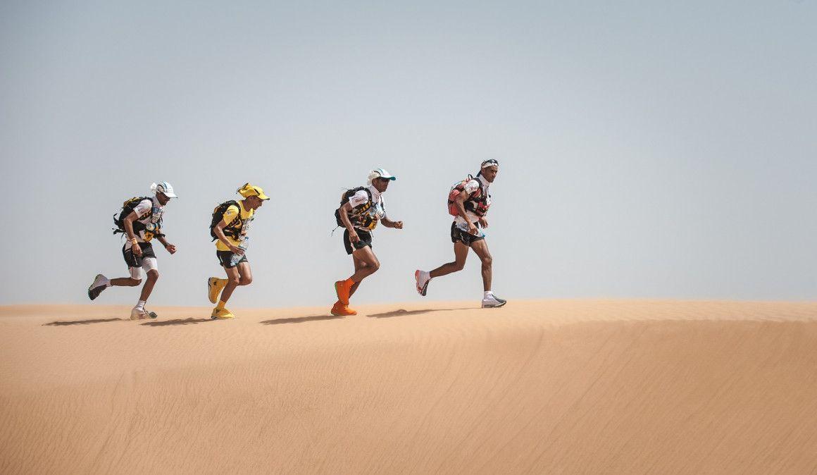 Marathon des Sables refuerza su seguridad con una innovadora tecnología