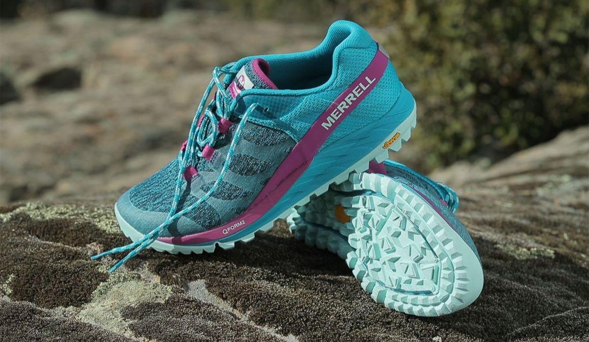 Merrell Antora, las primeras zapatillas de trail running hechas específicamente para mujeres